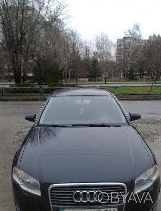 Продам автомабиль Audi 4 в хорошем состоянии. Обьем двигателя 1,8т. Пробег 19000. Запорожье, Запорожская область. фото 1
