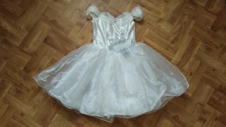 Платье нарядное сарафан одежда на девочку. Чернігів. фото 1