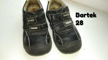Туфли Bartek кожа ботинки мокасины обувь на мпльчика. Чернигов. фото 1