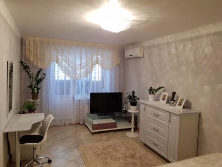 Сдам 1 комнатную квартиру с Евро-ремонтом ул. Новоместенская р-н парка. Суми. фото 1