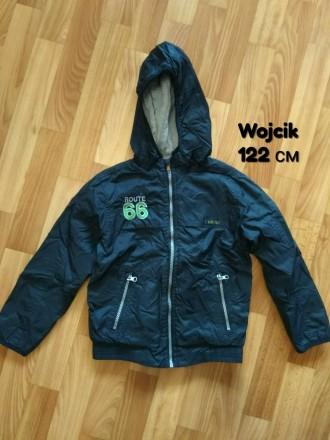Куртка Wojcik ветровка дождевик одежда на мальчика. Чернигов. фото 1
