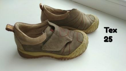 Туфли Tex кожа ботинки мокасины тбувь на мпльчика. Чернигов. фото 1