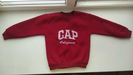Свитер GAP толстовка джемпер кофта одежда на мальчика. Чернигов. фото 1