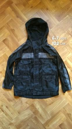 Дождевик куртка ветровка одежда на мальчика. Чернигов. фото 1