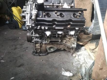 Двигатель VQ35DE. Ирпень. фото 1