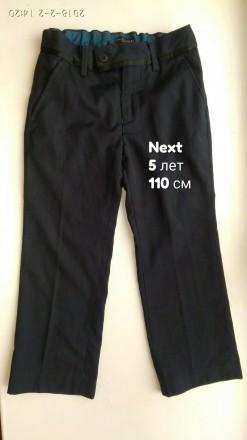 Брюки Next штаны одежда на мальчика. Чернигов. фото 1