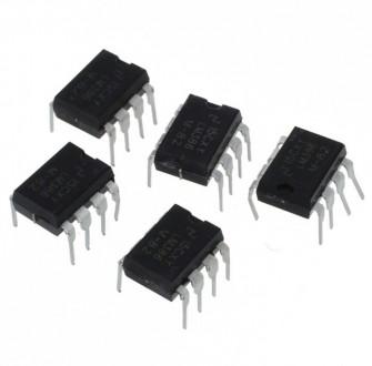 Микросхема, аудиоусилитель LM386. Кропивницкий. фото 1