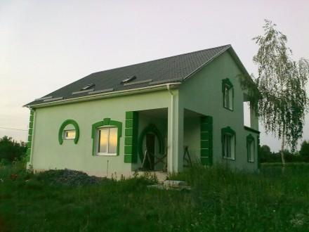 новый дом с участком. Белая Церковь. фото 1