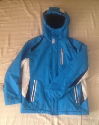 Продам фирменную демисезонную куртку  на мальчика -подростка 12-13 лет. Харьков. фото 1