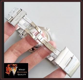 BREITLING - Avenger Seawolf Automatic Chronometer Stainless Steel 45 bracelet. . Киев, Киевская область. фото 9