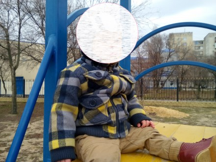 Куртка деми для мальчика Dollhouse. Северодонецк. фото 1