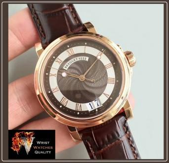 Breguet - Marine 5817 BIG Date Rose Gold Automatic. Киев. фото 1
