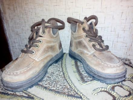 ботинки демисезонные. Черкассы. фото 1