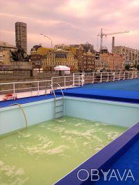 Открытие бассейнов на летний период.. Киев. фото 1
