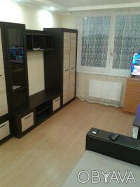 Лебедева-1комнатная квартира-Новый Дом-5минут=Пешком=Метро-Черниговская. Киев. фото 1
