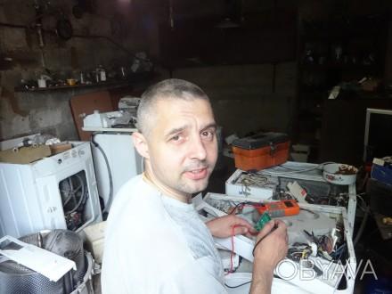 Частный мастер .ремонт как механической части, так и электронной. Ремонт элект. Днепр, Днепропетровская область. фото 1