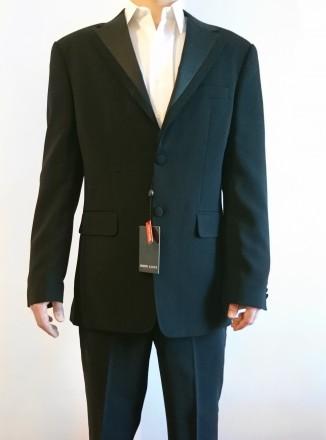 Брендовый мужской костюм Berto Lucci. Днепр. фото 1