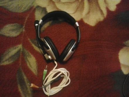 Наушники с микрофоном Sven GD-900. Чернигов. фото 1