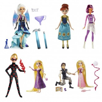 Куклы для девочек. Америка Monster High Frozen Barbie Рапунцель АнтиБаг Super He. Киев. фото 1