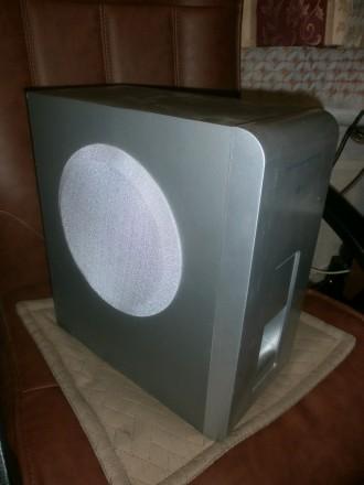 Продам рабочий пассивный сабвуфер LG LHS-D6230W 8 ом, 80 Вт Размеры: 35 х 32 х. Черкассы, Черкасская область. фото 3