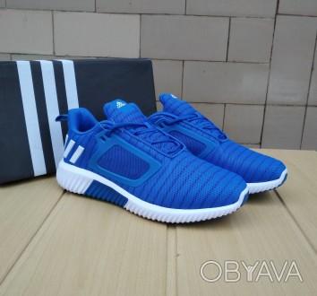 85d015a75 ᐈ Мужские кроссовки Adidas ClimaCool 2017 синие ᐈ Запорожье 1200 ...