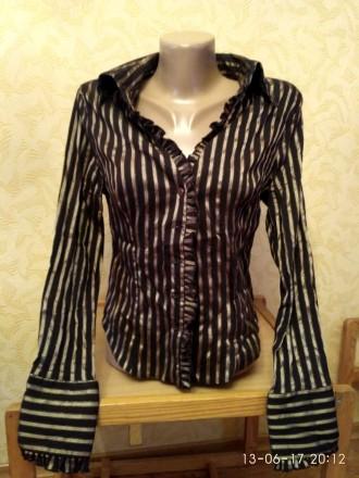Блуза-рубашка. Николаев. фото 1