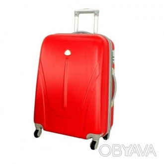 Чемодан сумка 882 XXL (большой) красный  Чемодан сумка 882 XXL из поликарбонат. Киев, Киевская область. фото 1