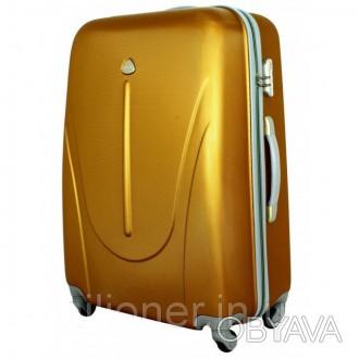 Чемодан сумка 882 XXL (большой) темно золотой  Чемодан сумка 882 XXL из полика. Киев, Киевская область. фото 1