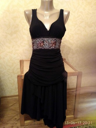 Вечернее нарядное новое платье. Николаев. фото 1