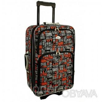 Чемодан сумка 773 (большой) kolor 10  Спецификация: - Материал: Cordura 8000D. Киев, Киевская область. фото 1