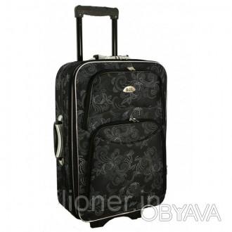 Чемодан сумка 773 (большой) орнамент  Спецификация: - Материал: Cordura 8000D. Киев, Киевская область. фото 1