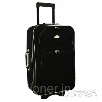 Чемодан сумка 773 (большой) черный  Спецификация: - Материал: Cordura 8000D . Киев, Киевская область. фото 1