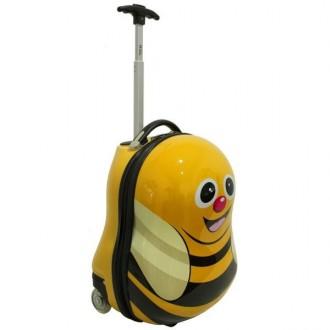 Детский чемодан сумка RGL пчелка. Киев. фото 1