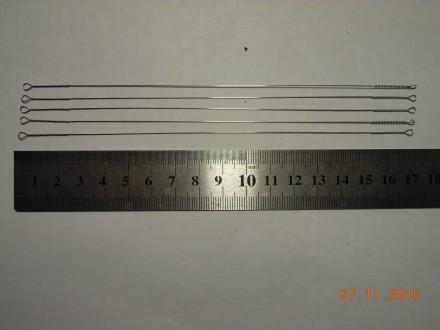 Поводки скрутки из материалов AFW (США). Старобельск. фото 1