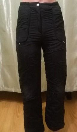 Утепленные штаны 106. Ладыжин. фото 1