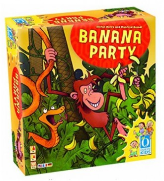 Игра Banana Party Банановая вечеринка. Одесса. фото 1