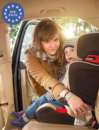 Автокресло Junior Plus - Сделайте безопасной поездку Вашего ребенка!. Киев. фото 1