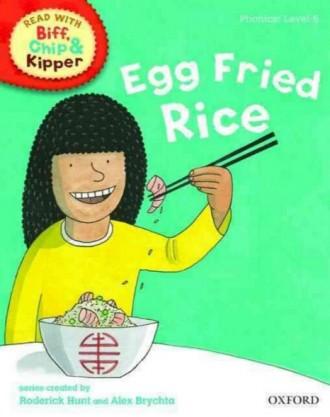 Книга Egg Fried Rice. Одесса. фото 1