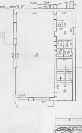 Сдам помещения в отдельно стоящем здании р-н кинотеатра Дружба 1-я линия.. Сумы. фото 1