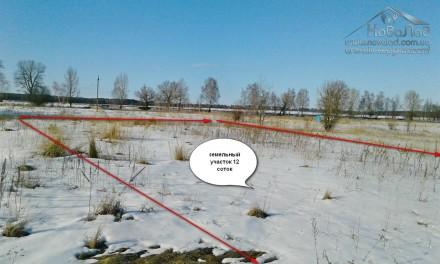 Приватизированный участок 12 соток, назначение под садоводство, в районе ЗАЗ. Чернигов. фото 1
