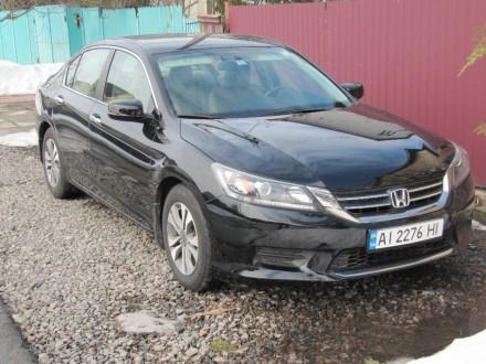 Honda Accord 2013 США. Киев. фото 1