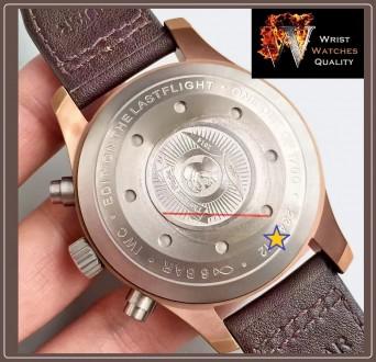 IWC Schaffhausen - Pilot's Watch Edition Antoine De Saint Exupery The Last Fligh. Киев, Киевская область. фото 6