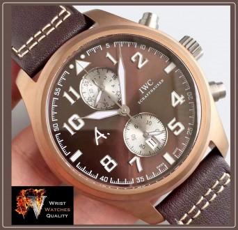 IWC Schaffhausen - Pilot's Watch Edition Antoine De Saint Exupery The Last Fligh. Киев, Киевская область. фото 8