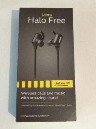 Наушники Halo Free. Днепр. фото 1
