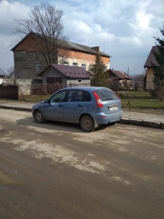 Калина 1119,газ-бензин. Борислав. фото 1
