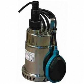 Дренажный насос AquaTechnica SUB 252 FS. Днепр. фото 1