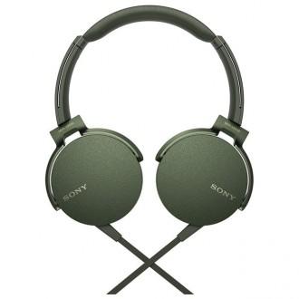 Наушники Sony MDR-XB550AP GREEN. Днепр. фото 1