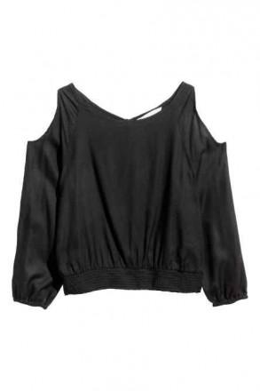 Блуза H&M на девочку 12-13 лет/158 см. Орехов. фото 1