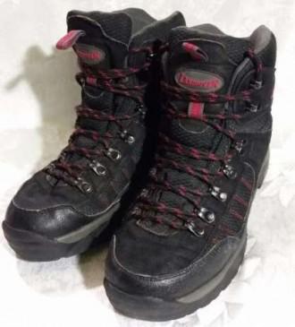 Ботинки деми Landrover 38 размер 24. 5 стелька. Киев. фото 1