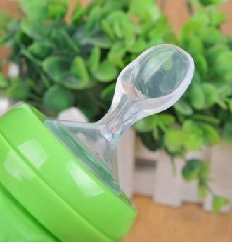 Соска ложка для бутылок с широким горлышком. Бердянск. фото 1